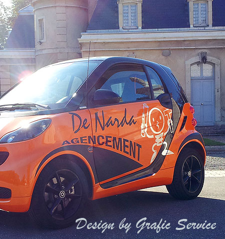 Smart  DE NARDA AGENCEMENT